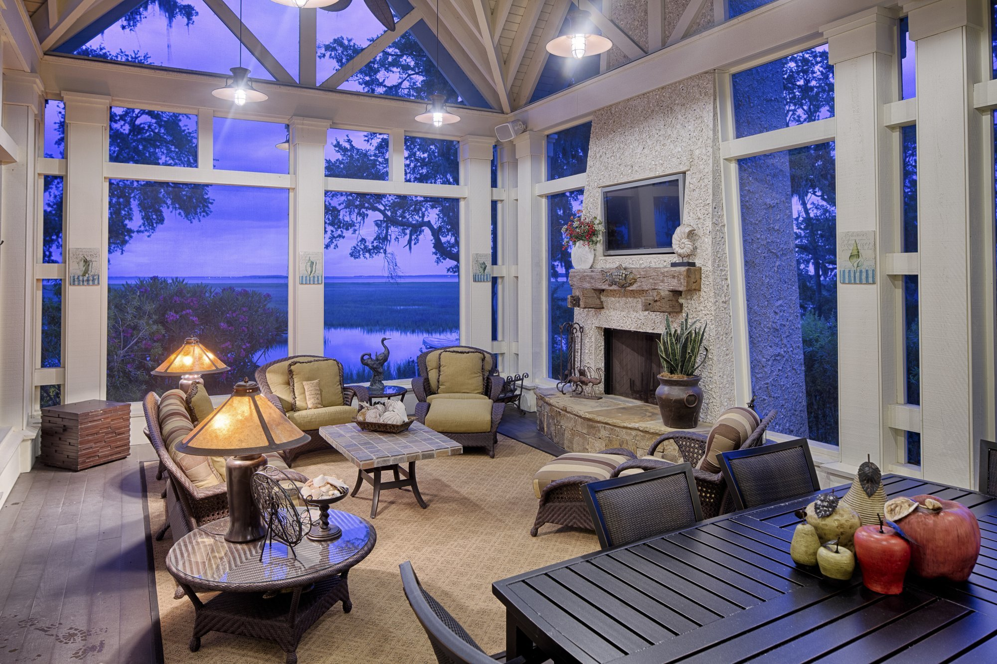 Colleton River Home