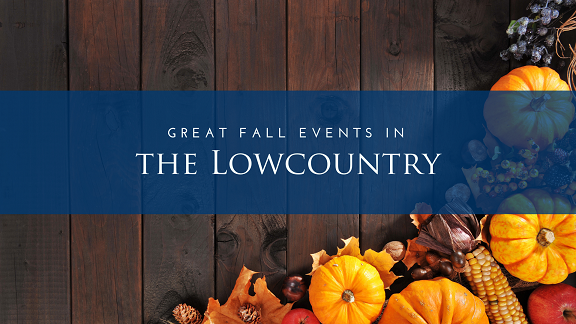 Fall Events in the Lowcountry
