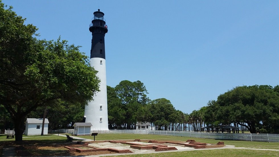 Hunting Island Lighthouse