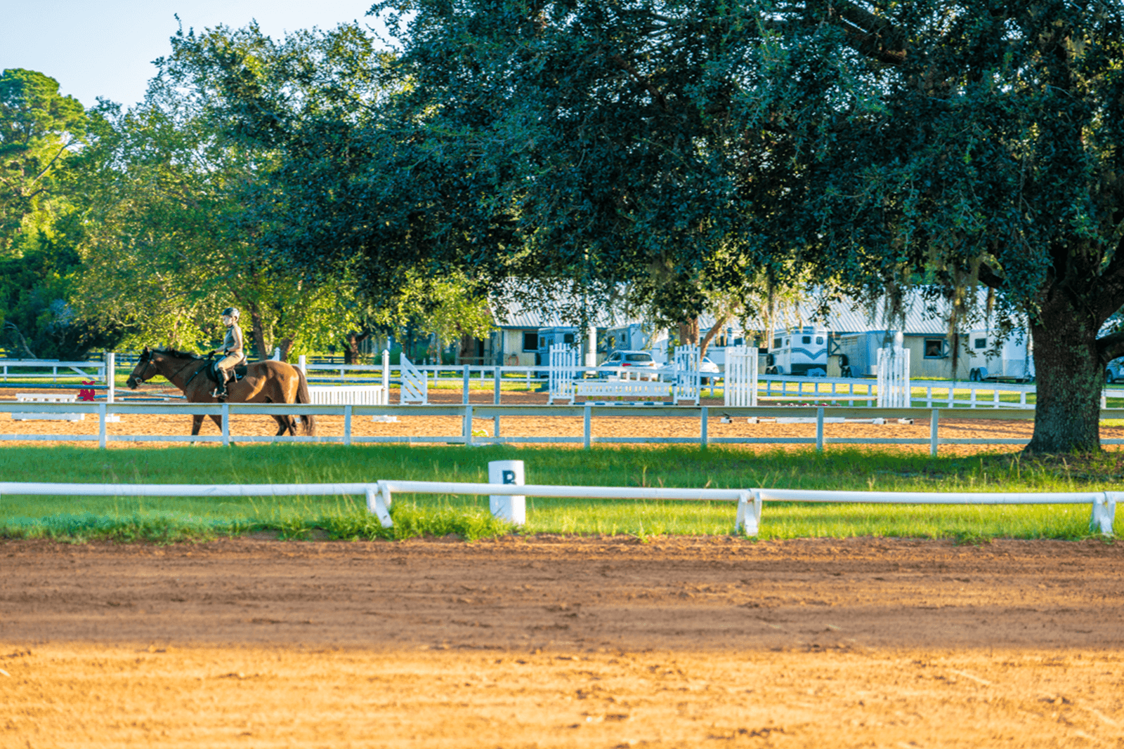 Rose Hill Equestrian Center