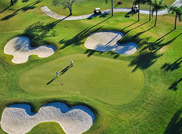 Golf Properties in the Lowcountry