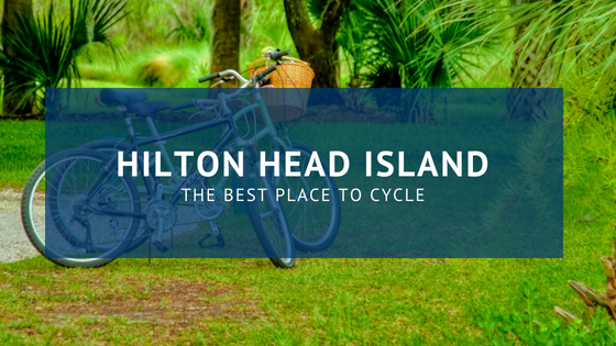 Biking on Hilton Head