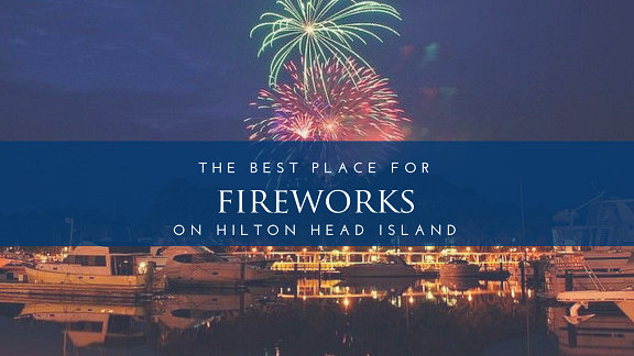 Fireworks on Hilton Head