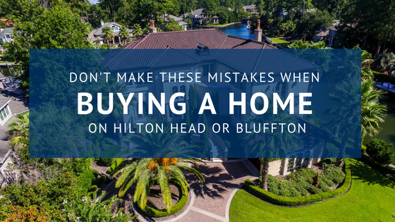 Mistakes When Buying