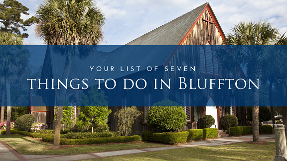 Things to do in Bluffton