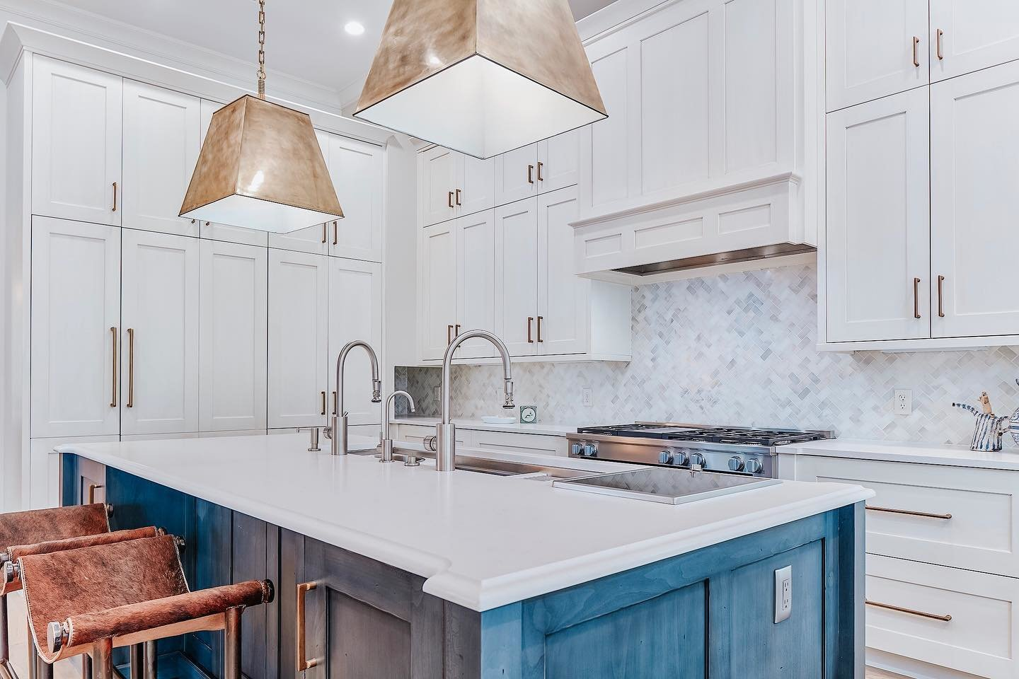 Southern Kitchen Designs by Coastal Signature Homes