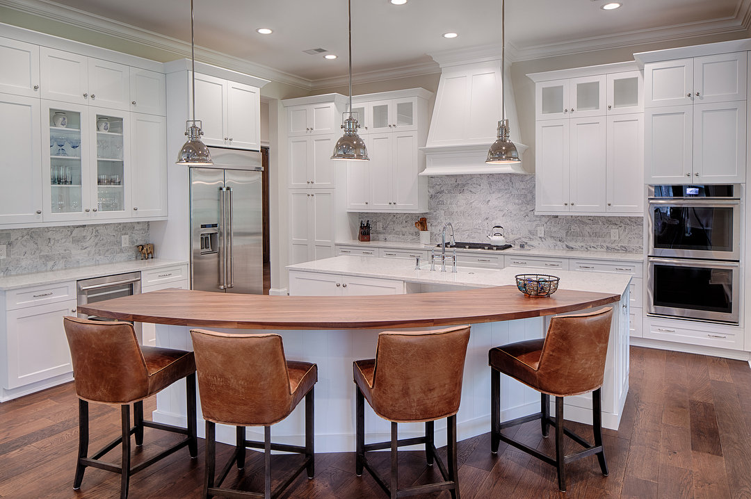 Southern Kitchen Designs by Randy Jeffcoat Builders