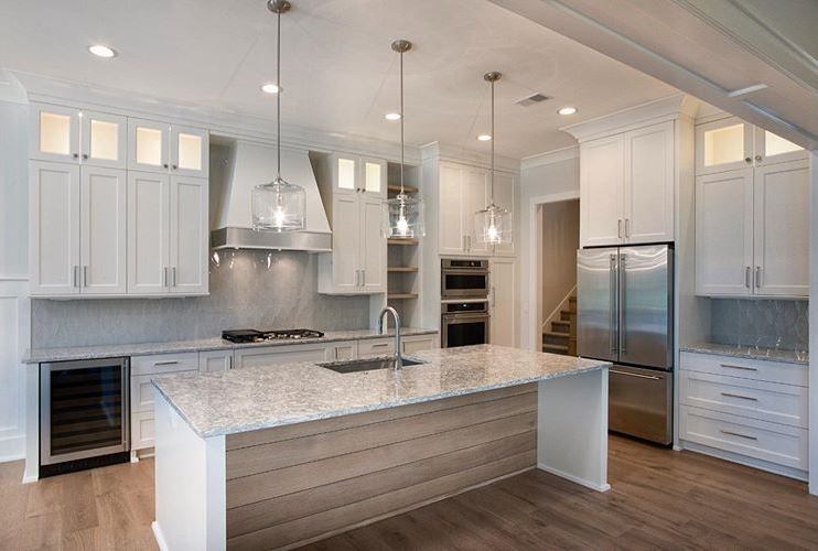 Southern Kitchen Designs by H2 Builders