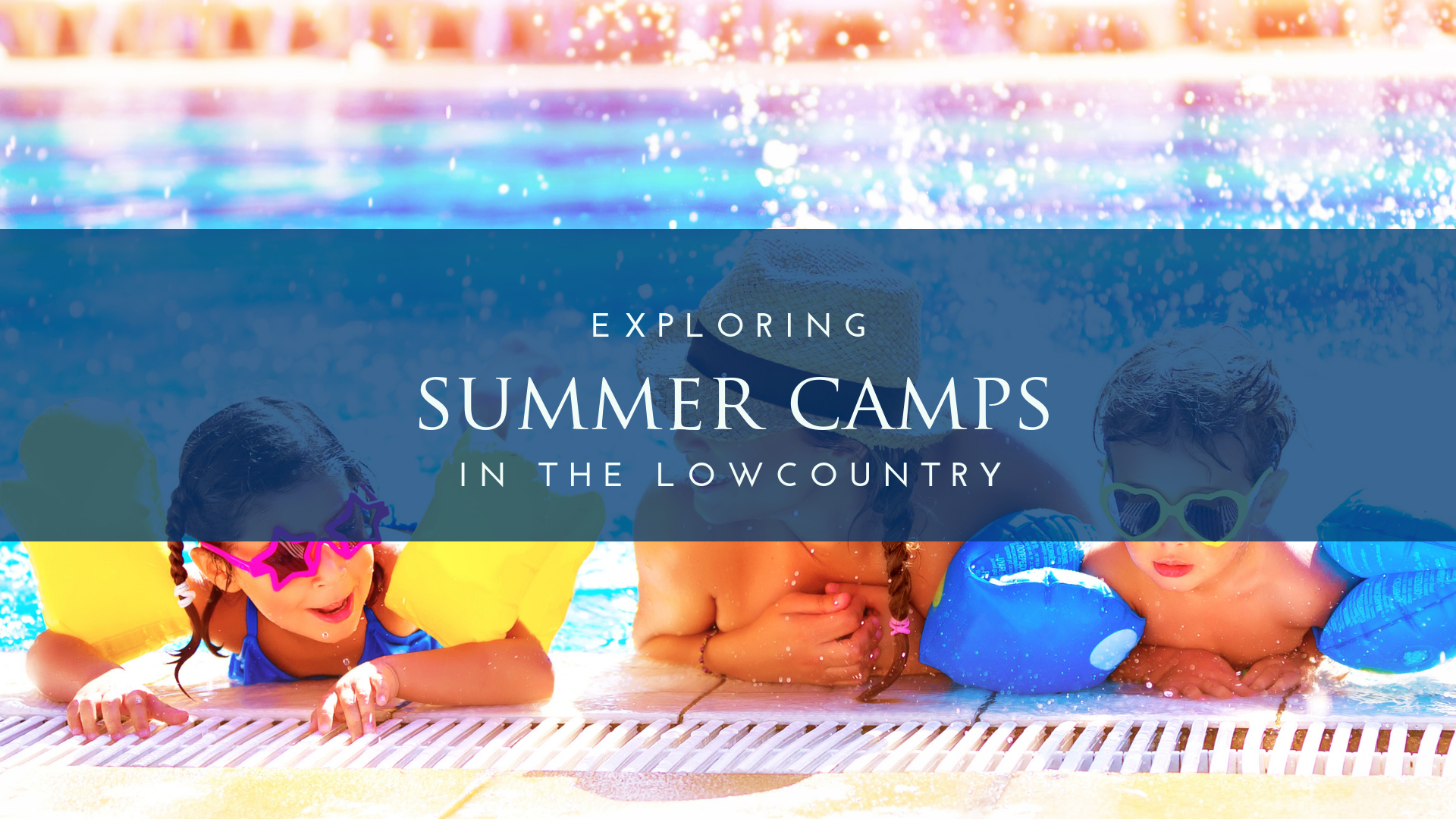 Summer Camps in the Lowcountry