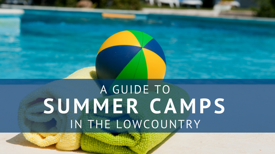 Summer Camps on Hilton Head and in Bluffton