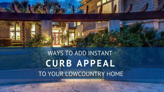 Curb Appeal in the Lowcountry