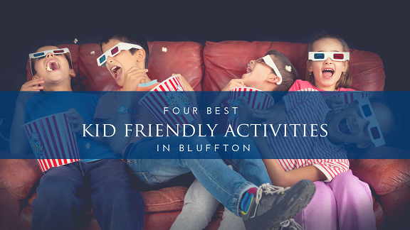 kid friendly activities in bluffton