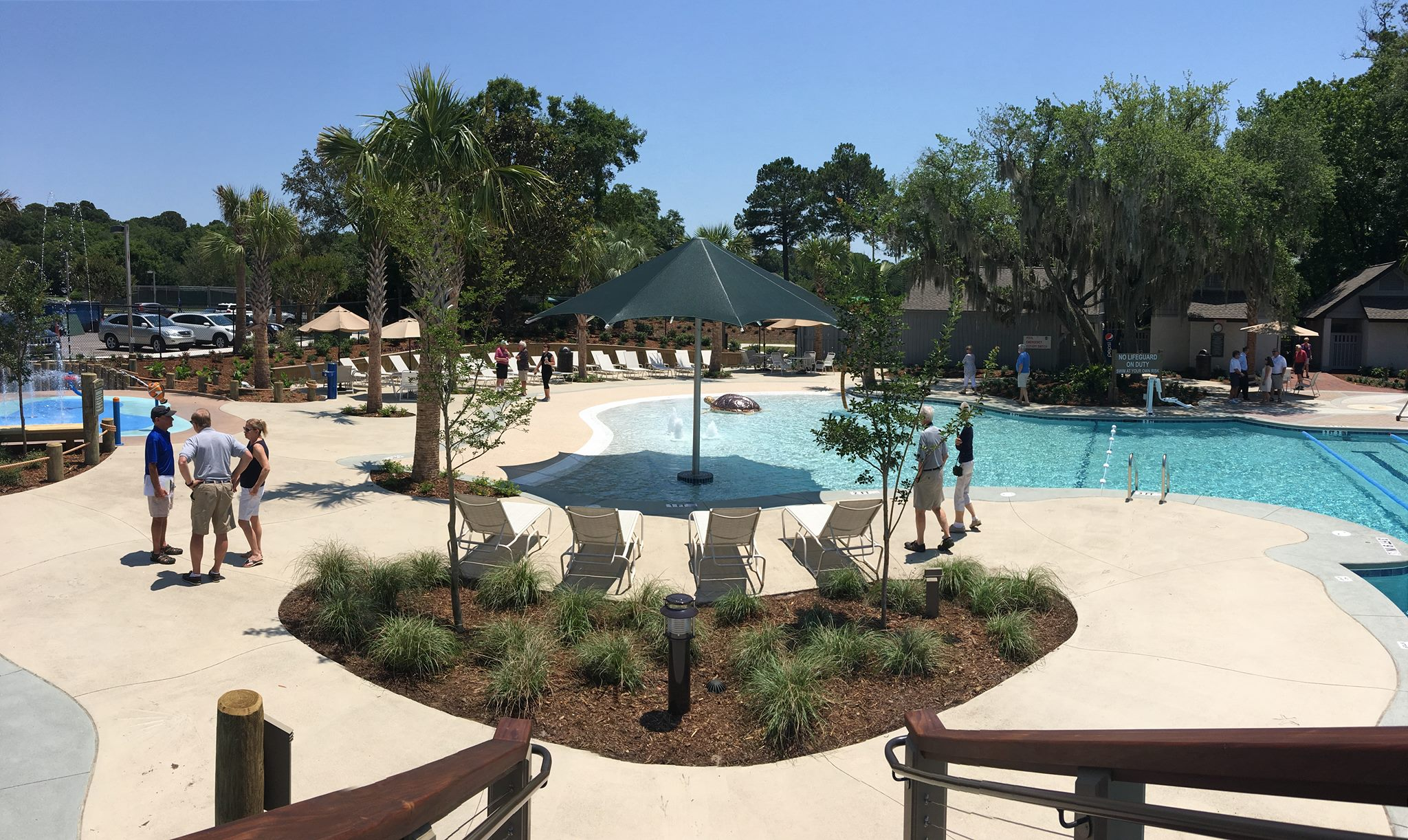 Hilton Head Resorts With Water Park